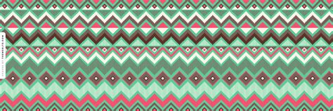 pink pattern header green and pink aztec pattern twitter header hipster