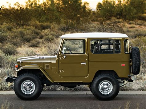 land cruiser fj40 finishing touch fj40 land cruiser the awesomer
