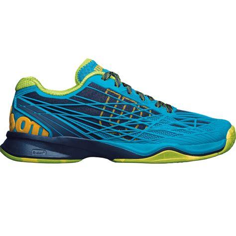 Kaos Shoe wilson kaos s tennis shoe navy green