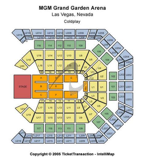 grand arena floor plan mgm grand garden arena tickets mgm grand garden arena in