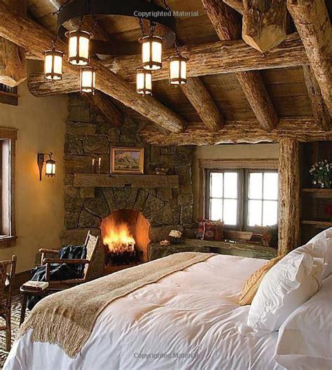 cozy bedroom fireplace home decor pinterest 50 rustic bedroom decorating ideas cozy fireplace