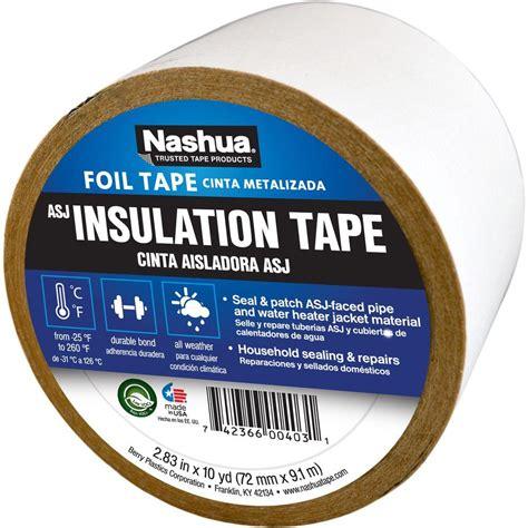 Home Depot Kitchen Design Job Description nashua tape 2 83 in x 10 yd asj all service jacketing