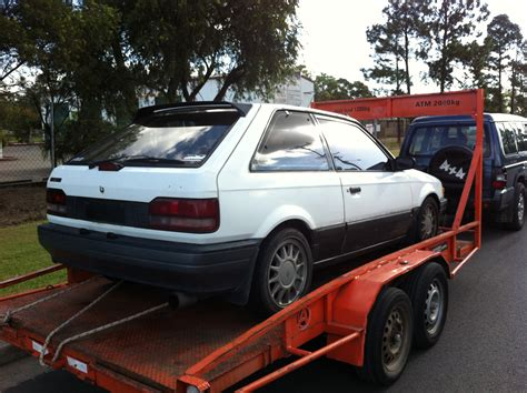 car owners manuals for sale 1988 mazda familia parking system 1988 mazda 323 ss turbo for sale qld brisbane south