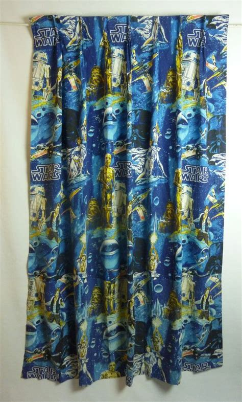 star wars curtains drapes 17 best images about star wars bedroom on pinterest