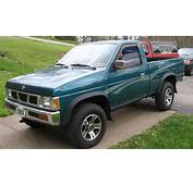 1997 Nissan Pick Up D21 – Pictures Information And