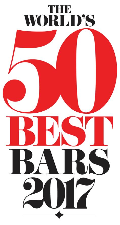 top 50 bars the world s 50 best bars