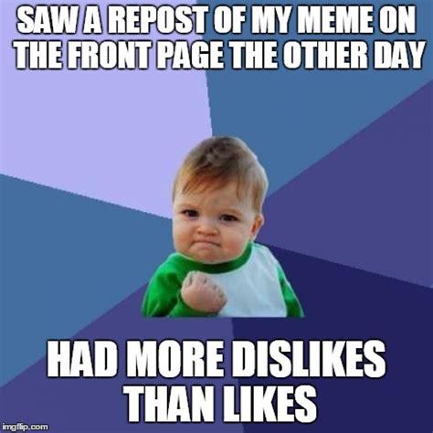 My Meme Maker - success kid meme imgflip