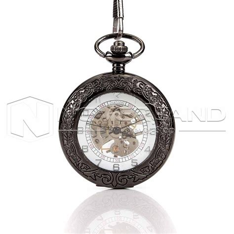 Nomor Cantik Xl 0877 910000 27 new vintage mens hollow skeleton mechanical quartz pocket