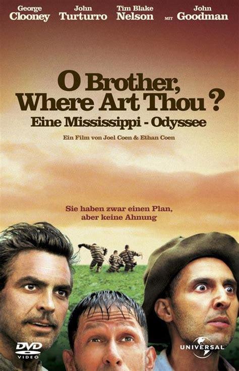 Dvd O Where Thou o where thou eine mississippi odyssee