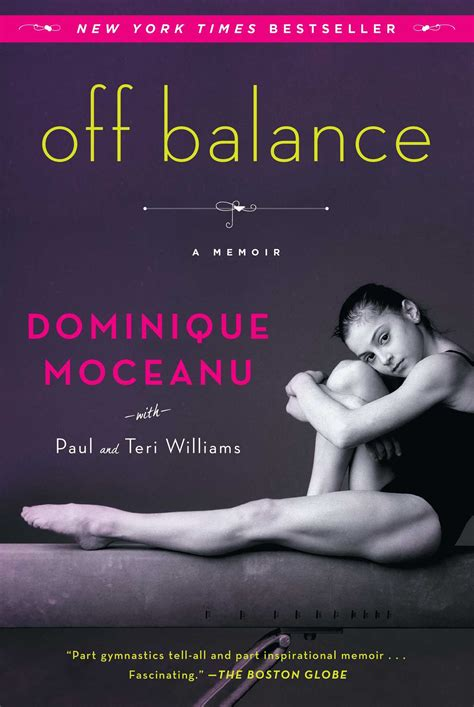 balance balance volume 1 books balance book by dominique moceanu teri williams