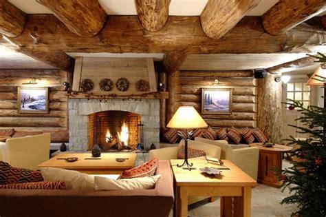 Cozy Company by 10 Cozy Winter Cabins Brit Co