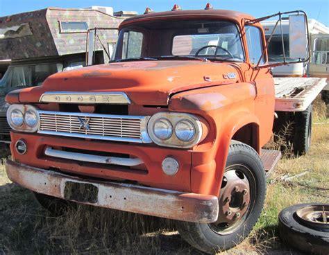Restored, Original and Restorable Dodge Trucks For Sale