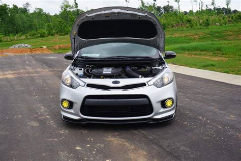 Kia Accessories Kia Forte Koup Tuning Accessories Photos Kia News