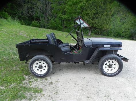 Sale Lightstand 06 2 8mtr 1945 Jeep Willys Overland Cj2a For Sale