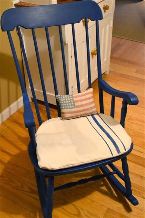 grain sack chair cushions 17 best images about grain sack on rocking