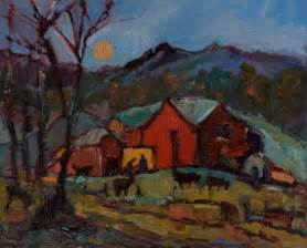 painting images moonlight at the manger dawn normali oil paintings