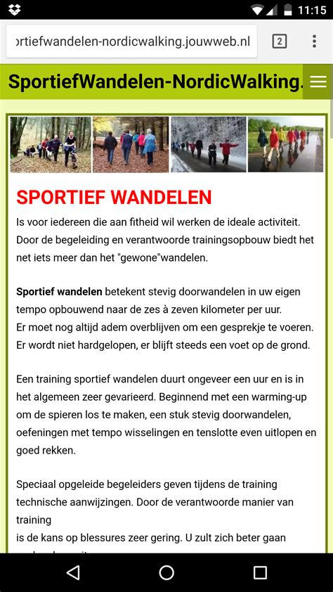 wandlen up and www sportiefwandelen nordicwalking nl sportiefwandelen