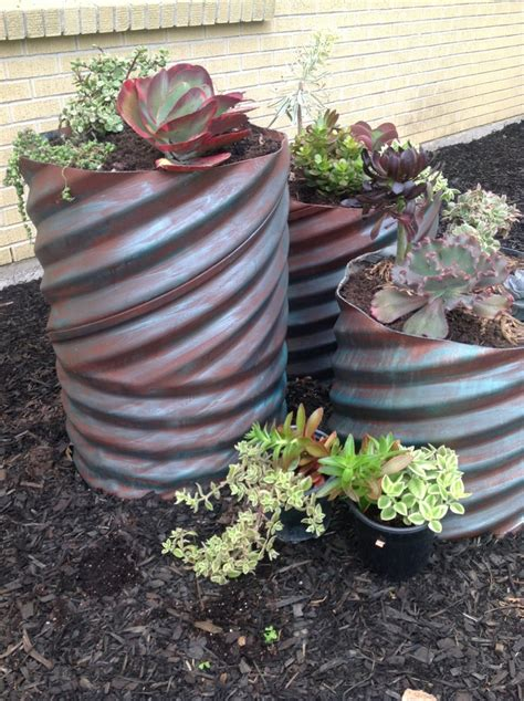 Recycled Planters For The Garden by 90 Best Images About Planters Planter Boxes On