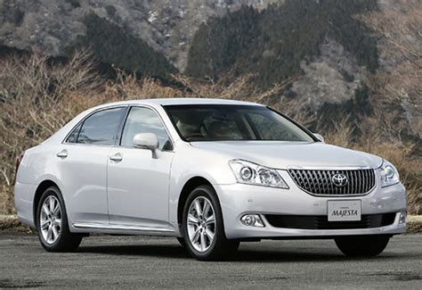 Toyota Crown Price In Japan 2009 Toyota Crown Majesta Specifications Photo Price