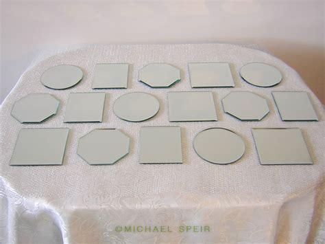 beveled mirror table runner diy mirror box planter centerpiece weddingbee photo gallery