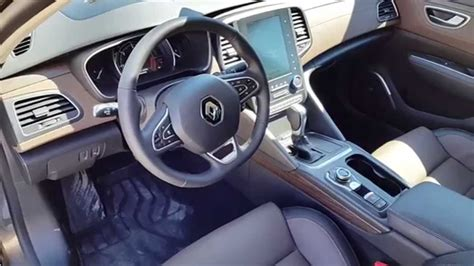 renault talisman 2017 interior renault talisman close up views and first contact review
