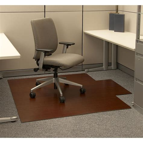 Bamboo Desk Chair Mat by Anji Mountain Bamboo Rug Co 174 Bamboo Roll Up Office