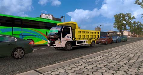 Uk Truck Simulator Ukts Mod Indo traffic ets2 mod ets2 mod ukts mod ets map ukts