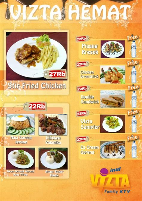desain daftar menu makanan cdr desain menu hemat vizta by barayuda on deviantart