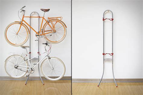 Bike Rack For Home by Save Space On Your House With A Bike Rack