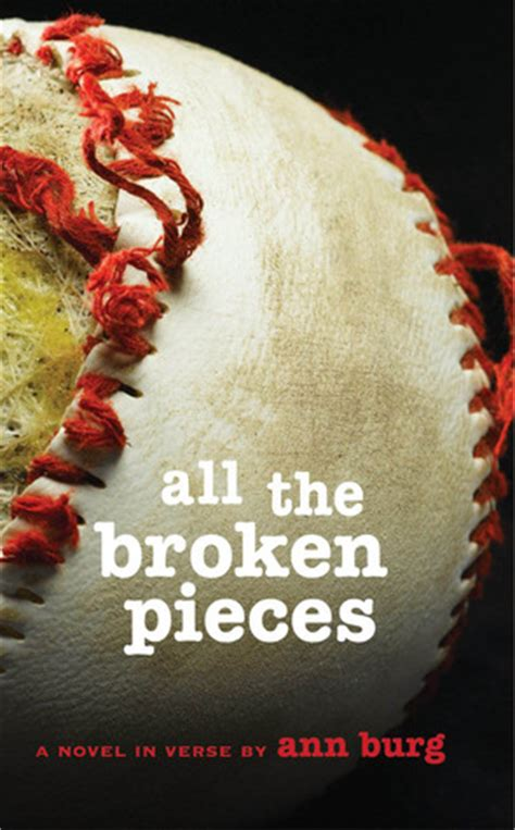 the broken books all the broken pieces by e burg reviews discussion