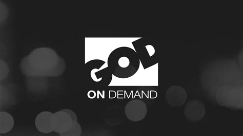 day on demand vod on demand god tv