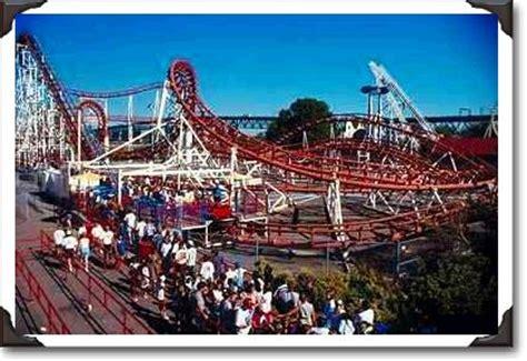 theme park quebec la ronde amusement park montreal quebec qc photo