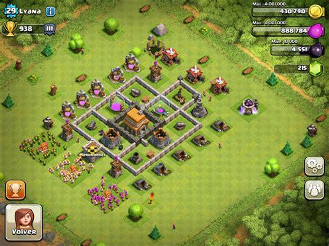 clash of clans ayuntamiento de aldea 8 clash of clans ayuntamiento de aldea 8