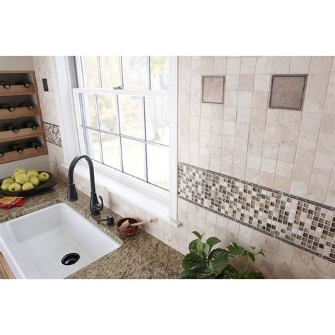 anatolia tile chiaro mosaic wall tile 13 best images about kitchen on shops mosaics