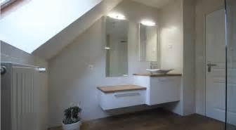 Attrayant Idee Salle De Bain Sous Pente #8: Meuble-decale-sous-pente-blanc-chene.jpg