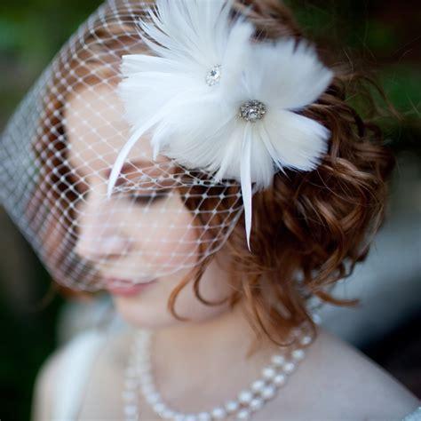 Wedding Hair Accessories Birdcage by 10 Gorgeous Bridal Veils Wedding Hair Accessories Bethany
