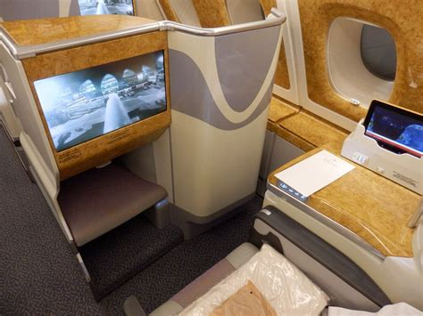 best business class best business class seats on emirates airbus a380