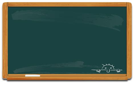 School Board Template Chalkboard Powerpoint Background Powerpoint Backgrounds