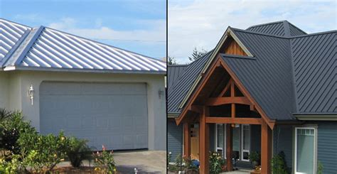 Standing Seam Metal Roof: Cost, Details, Colors and Benefits