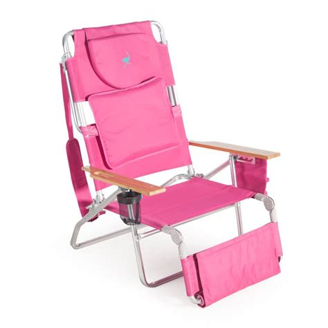 Ostrich 3 In 1 Chair - ostrich deluxe padded sport 3 in 1 aluminum chair