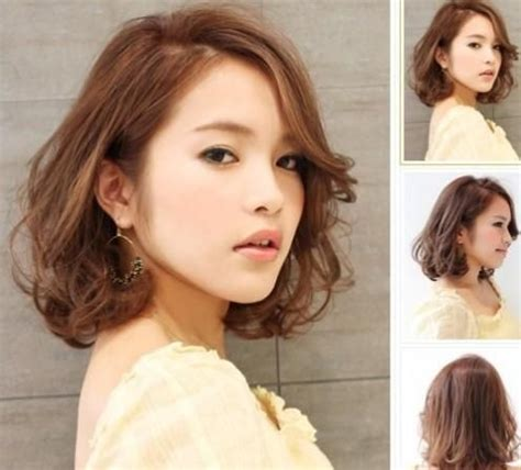 can asian hair be permed korean perm c curl hair pinterest bobs hair type