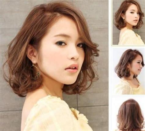 chinese girls haircut and perm videos korean perm c curl hair pinterest bobs hair type