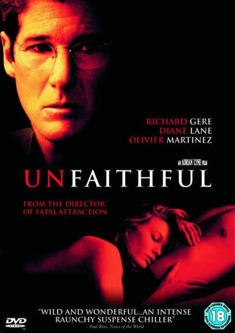 film unfaithful de richard gere unfaithful dvd zavvi nl