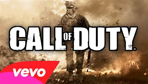 A Call Of The the call of duty song
