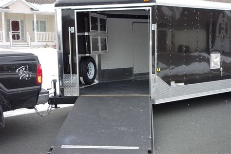 nudo flooring for trailers touch of class trailers black nudo flooring twin