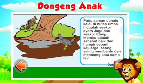 membuat puisi fabel dongeng anak bergambar android apps on google play