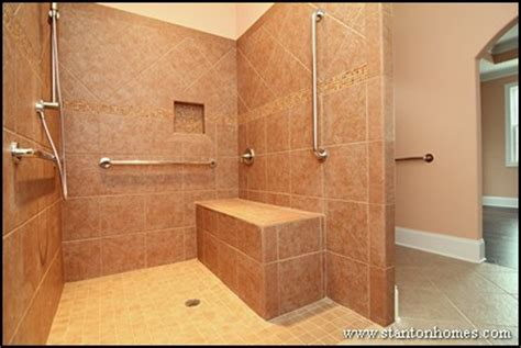six ideas for accessible shower design ada accessible homes accessible bathroom shower design ideas wheelchair