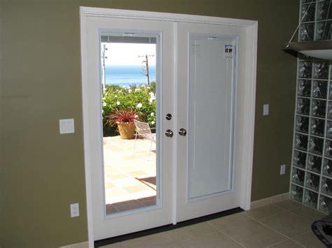 Doors With Blinds by Quality Door Installation San Luis Obispo The Door