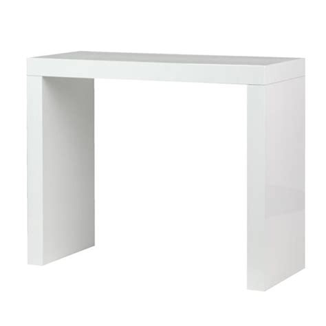 White Gloss Console Table White High Gloss Console Table Home Decoration Pinterest