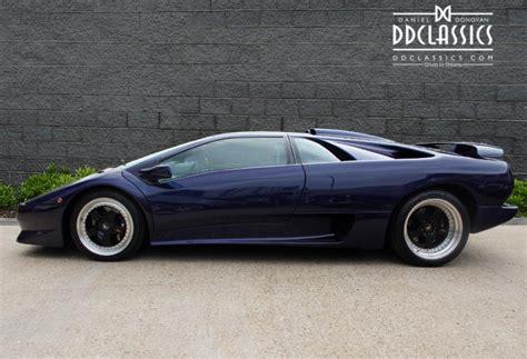 Lamborghini Diablo For Sale Uk by Lamborghini Diablo Sv Rhd